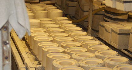 pottery manufacturers stoke on trent